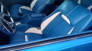 1969 Chevelle Interior Custom Chevelle Interior Youtube