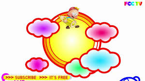 coloring mid autumn festival for kids how to draw moon cloud