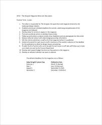 General Contractor Job Description Resume by Managing Editor Job Description General Contractor Job