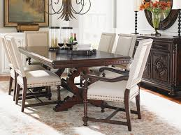 Dining Room Arm Chairs Upholstered Kilimanjaro Cape Verde Upholstered Arm Chair Lexington Home Brands