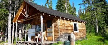 small cabins hihium lake fishing resort