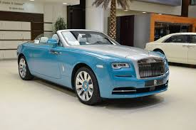 rolls royce dawn blue anyone