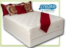 mattress soft pillowtop queen size mattress with split box spring
