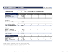 Estimating A Mortgage Payment by Mortgage Payment Calculator Mortgage Loan Interest