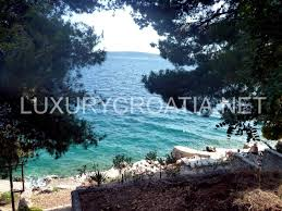 sold house for sale with private beach access ciovo