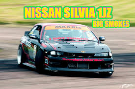 nissan 240sx s14 modified nissan silvia s14 1jz drift car youtube