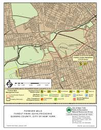 Map Of Queens Forest Park Preserve Map 101 Forest Park Drive Queens Ny U2022 Mappery