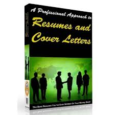 effective resume and cover letter writing ebook private label