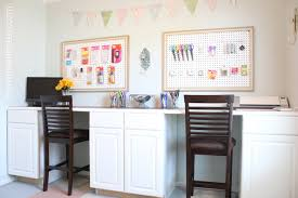 Diy Craft Desk With Storage 14 Inspiring Craft Room Ideas Addicted 2 Diy