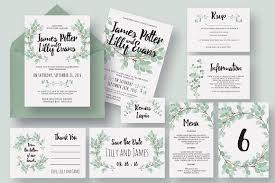 wedding invitation suites wedding invitation suite wedding corners