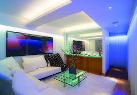 led lighting for home interiors led light living room sokaci home renovations lighting ideas