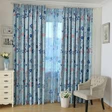 Teal Nursery Curtains 4 Types Of Blue Nursery Curtains