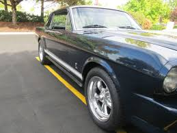 mustang cobra 1965 1965 ford mustang cobra custom coupe ground up restoration