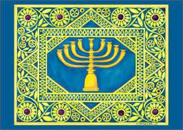hanukkah cards hanukkah menorah box of 12 greetings hanukkah cards by tree free