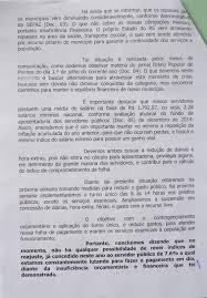 prefeito responde pedido de informação de funcionários canguçu