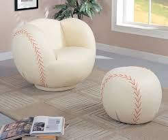 baseball glove chair for s
