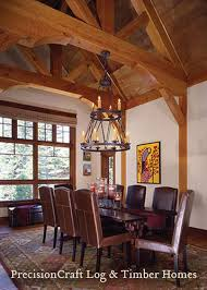 timber frame great room lighting timber frame home dining room lights custom floor plans and