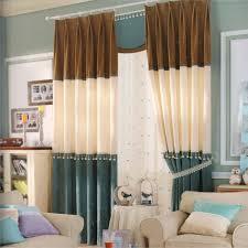 dark coffee curtains and window treatments