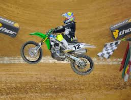 motocross racing pictures arenacross dirt bike race speeds into baltimore arena