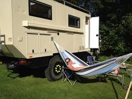 overland camper the build lorrywaydown
