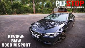 review bmw 530d 2013 bmw 530d m sport review pitstop