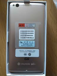 Xiaomi Redmi 4a Xiaomi Redmi 4a 5 0 Inch 2gb Ram 16gb Rom Snapdragon 425