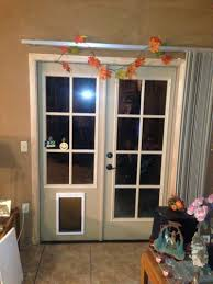 pet door in sliding glass patio doors patio door with dog new sliding glass pet doors