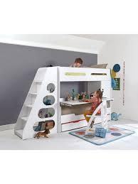 bureau enfant vertbaudet lit mezzanine enfant pour combiné évolutif combibed bureau lit