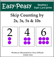 skip counting by 2s math for kids