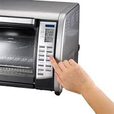 Black Decker 6 Slice Toaster Oven Black Decker Digital Advantage Toaster Oven Cto6301 Black Decker