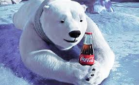 Coke Bear Meme - holiday advertising from coca cola
