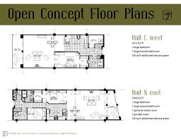 Large Ranch Home Floor Plans by Best Cool Open Concept Floor Plans For Ranch Homes Picture On