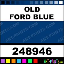 old ford blue engine enamel enamel paints 248946 old ford blue