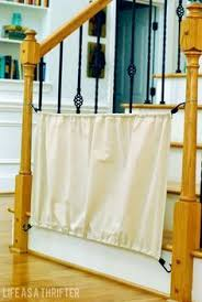 Best Gate For Top Of Stairs With Banister At The Stair Barrier We Know That You Can Have A Stylish Baby