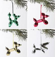 balloon animal balloon theme tree ornament