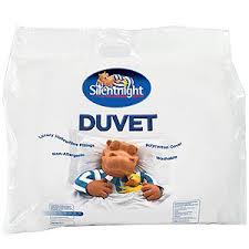 Silent Night 7 5 Tog Duvet Buy Silentnight Double Duvet 7 5 Tog At Home Bargains