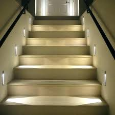 Stair Lights Outdoor Sophisticated Led Stair Lights Image Of Led Stair Lights Led Step