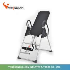body power health and fitness inversion table body stretching machine fitness chiropractic equipment inversion