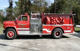 Ford Diesel Truck Fires - apparatus hannah salem friendfield fire district pamplico sc