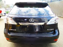 lexus wreckers brisbane 2009 lexus rx350 total parts plus