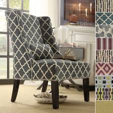 Wingback Accent Chair Dorchester Wingback Nail Head Accent Chair Nail Head Wingback