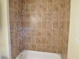Shower Bathtub Combo Designs Interesting Simple Modern Bathtub Design Ideas Come With Cream