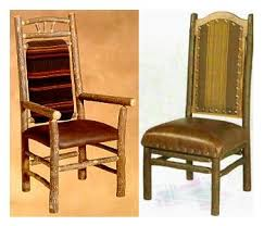 Hickory Dining Room Chairs by Chairs By Old Hickory