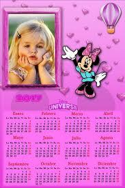fotomontaje de calendario 2015 minions con foto hacer fotomontaje calendario 2017 minnie fotomontajes infantiles