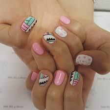 oltre 25 fantastiche idee su round nail designs su pinterest
