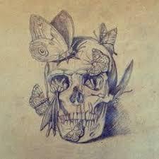 skulls butterfly cerca con the skull the