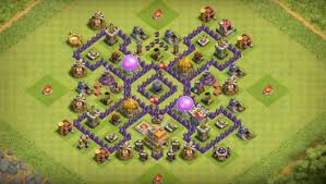 Coc Maps 15 Anti 3 Star Th7 To Th11 Farming U0026 War Base Layouts For July 2016