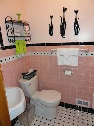 retro pink bathroom ideas 37 1950s pink bathroom tile ideas and pictures 1960s pink