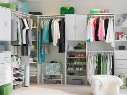 Wardrobe Cabinet With Shelves Top 3 Styles Of Closets Hgtv