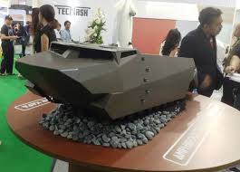amphibious vehicle marines indonesia develops amphibious tracked transport vehicle for the